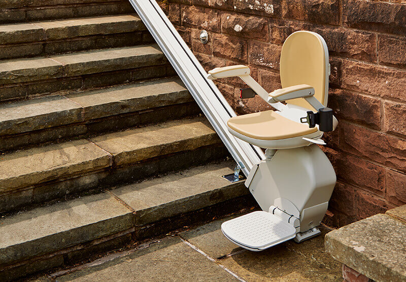 Image of Acorn Outdoor Stairlift
