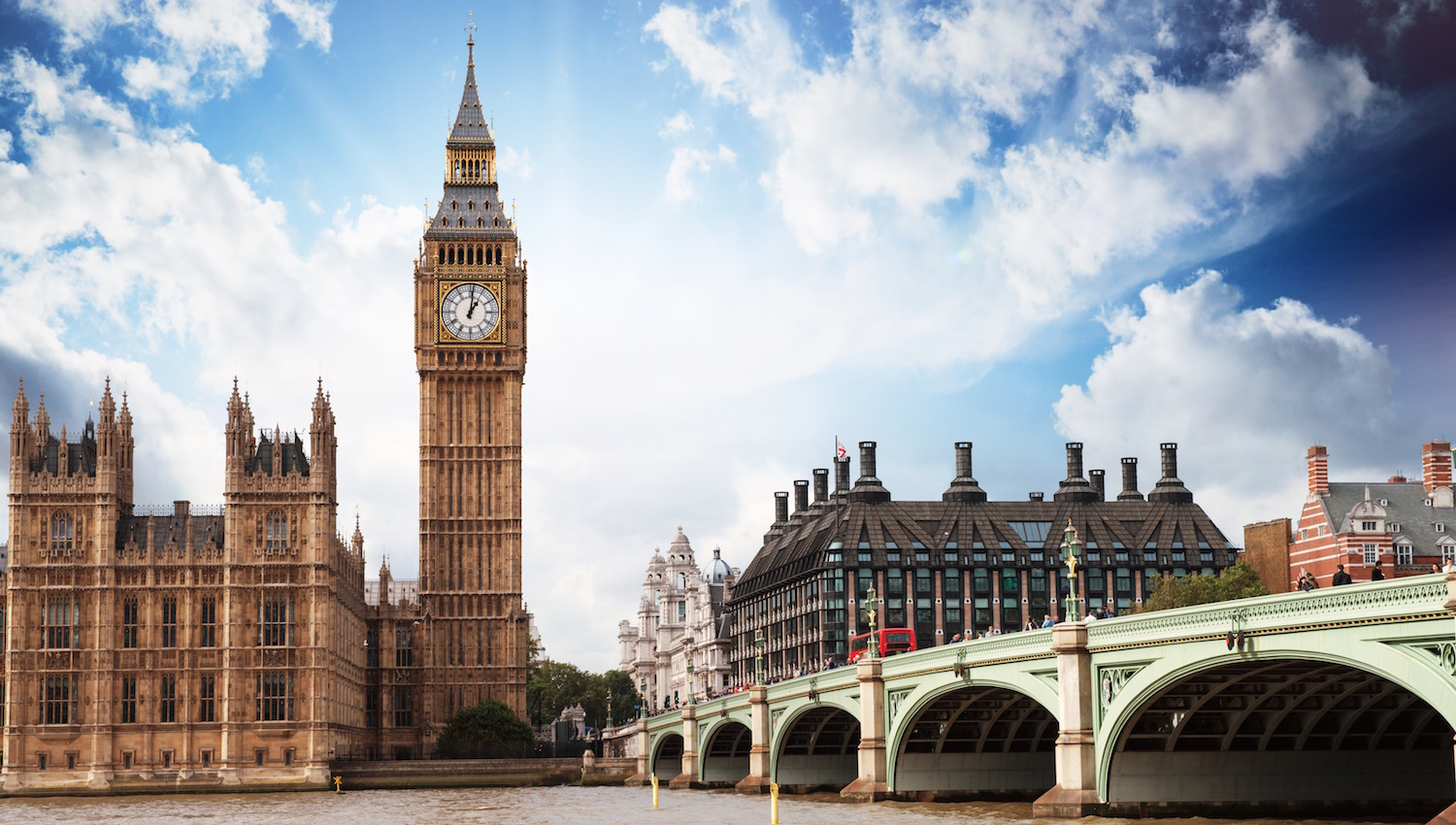 Today in history... 'Big Ben' heard for the first time