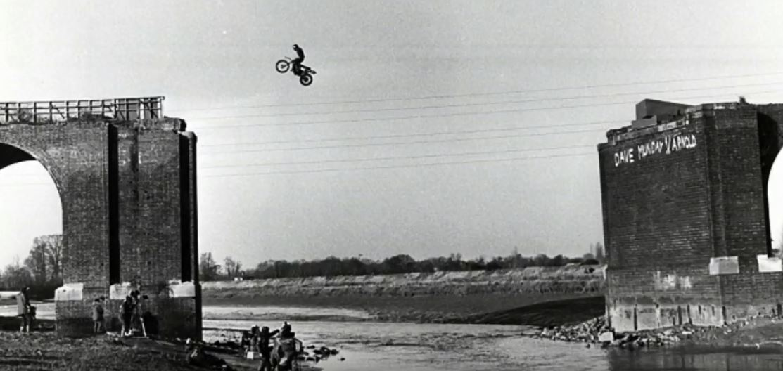 Today in history… epic jump makes Eddie Kidd's name