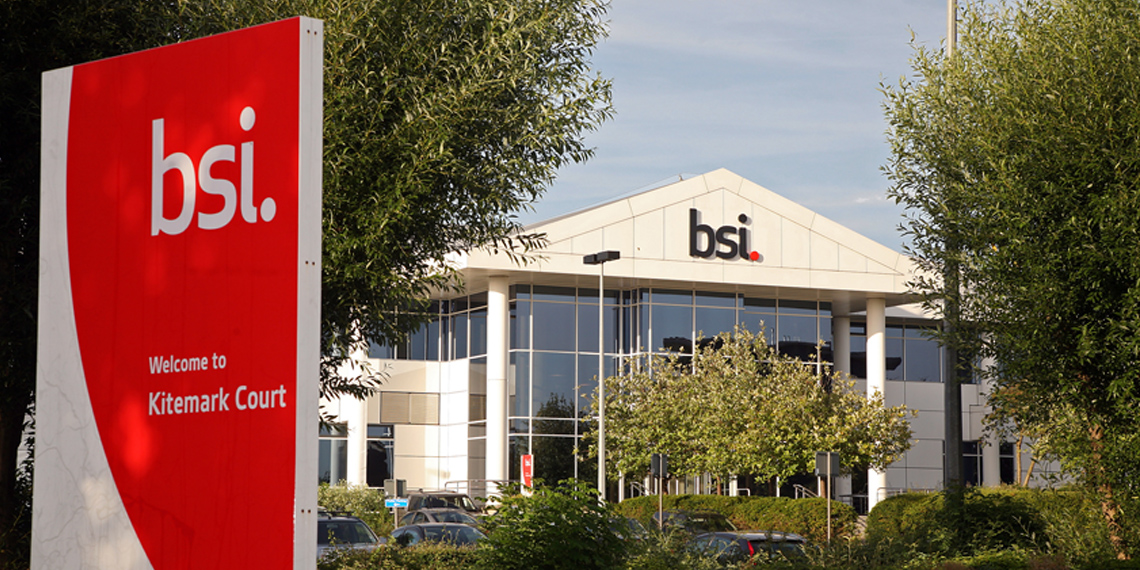 About 'BSI accreditation' and why it matters to you…