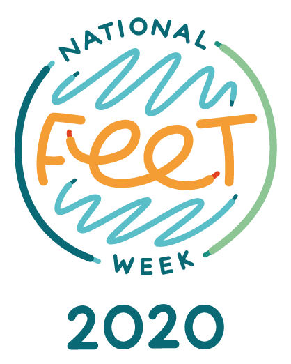 Put your best foot forward for National Feet Week 2020