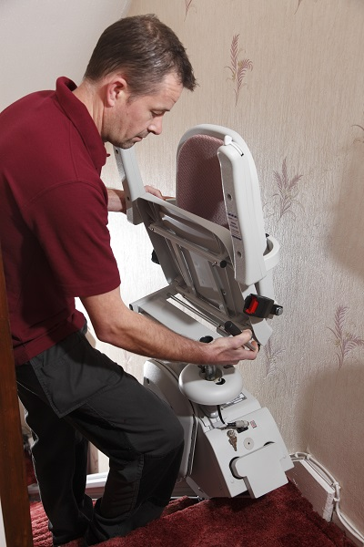 Need a stairlift right now? No problem for Acorn