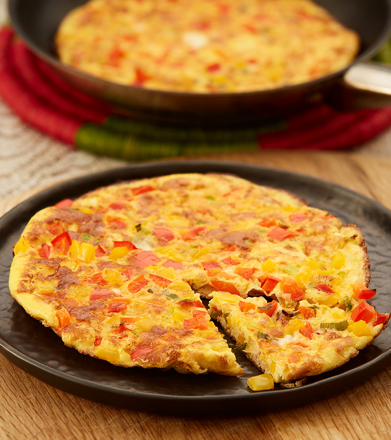 Tasty omelettes for a hearty breakfast or light lunch