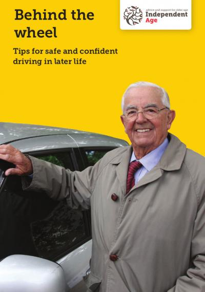 New guide helps older drivers stay confident behind the wheel